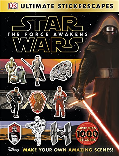 9780241200407: Star Wars: The Force Awakens Ultimate Stickerscapes