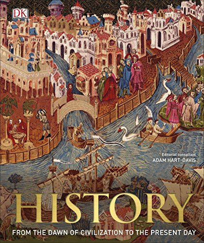 9780241201305: History: From the Dawn of Civilization to the Present Day