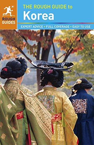 9780241201329: The Rough Guide to Korea