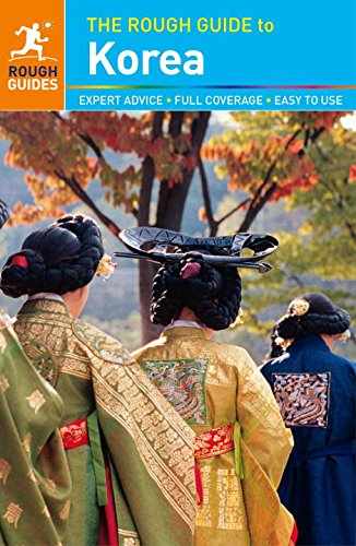 9780241201336: Rough Guide to Korea