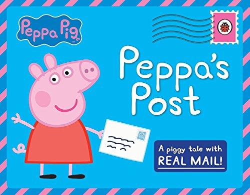 9780241201503: Peppa Pig: Peppa's Post