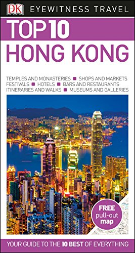 9780241203453: DK Eyewitness Top 10 Travel Guide: Hong Kong