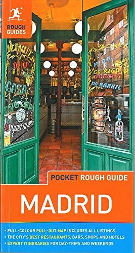 9780241204221: Pocket Rough Guide Madrid (Rough Guide to...)