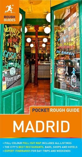 9780241204221: Pocket Rough Guide Madrid (Rough Guides)