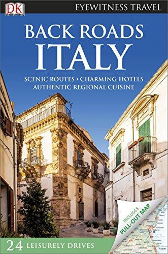 9780241204719: Back Roads Italy (DK Eyewitness Travel Guide)