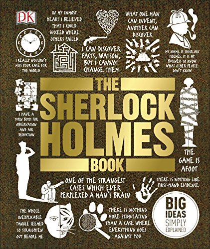 9780241205914: The Sherlock Holmes Book (Big Ideas)