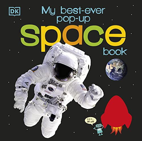 9780241206003: My Best-Ever Pop-Up Space Book