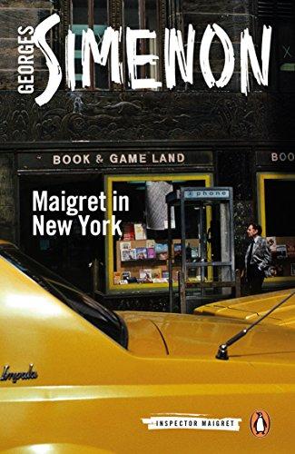 9780241206362: Maigret in New York (Inspector Maigret)