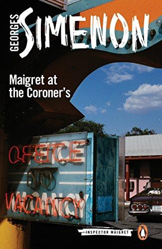 9780241206812: Maigret at the Coroner's