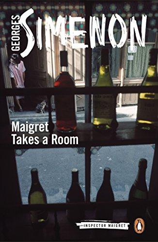 9780241206843: Maigret Takes A Room. Inspector Maigret 37