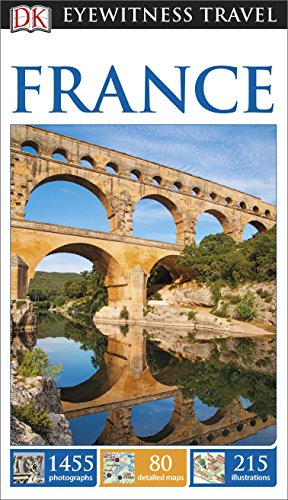 9780241207178: France Eyewitness Travel Guide (Eyewitness Travel Guides)
