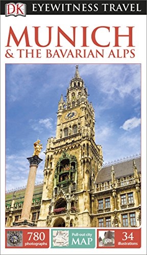 9780241207338: Munich & The Bavarian Alps Eyewitness Travel Guide (Eyewitness Travel Guides)