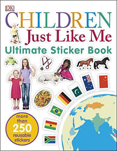 9780241207376: Children Just Like Me Sticker Book