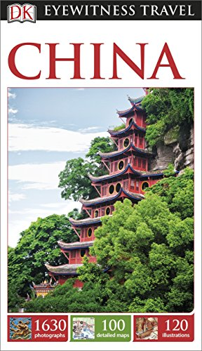 9780241208465: China Eyewitness Travel Guide
