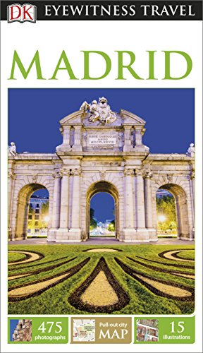 9780241208731: DK Eyewitness Travel Guide Madrid