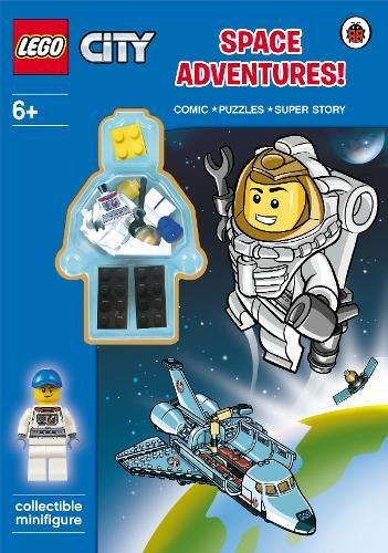 9780241208755: Lego City: Space Adventure Activity Book With Minifigure