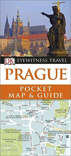 9780241209141: DK Eyewitness Pocket Map and Guide: Prague