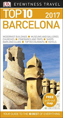 9780241209165: Barcelona: Top 10 Eyewitness Travel Guide