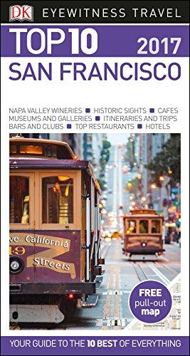 9780241209240: DK Eyewitness Top 10 Travel Guide San Francisco