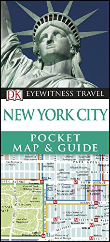 9780241209318: DK Eyewitness Pocket Map and Guide: New York City