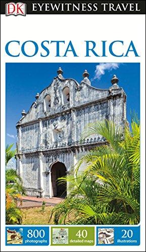 9780241209486: Costa Rica Dk Eyewitness. Travel Guide