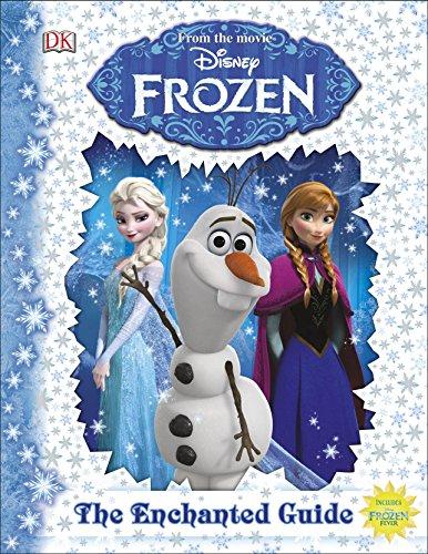 9780241213124: Disney Frozen the Enchanted Guide