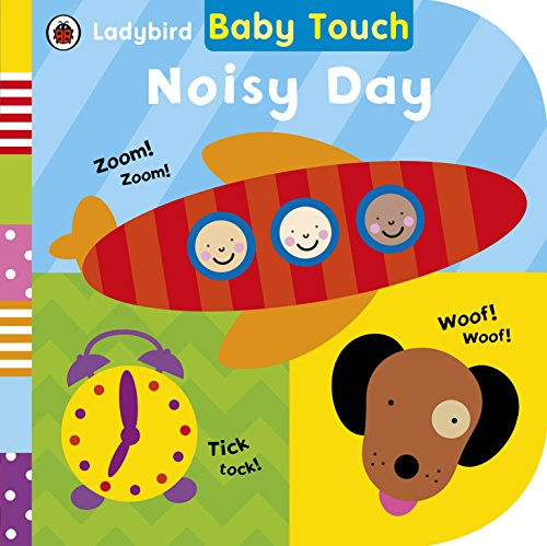 9780241215234: Baby Touch: Noisy Day
