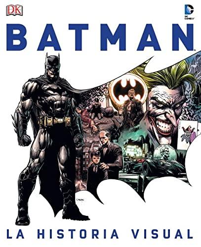 9780241217122: BATMAN LA HISTORIA VISUAL