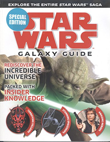 9780241217160: Star Wars Galaxy Guide Bookazine