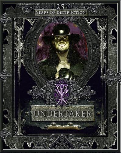 9780241218648: Undertaker: 25 Years of Destruction