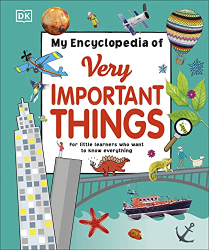 9780241224939: My Encyclopedia of Very Important Things: For Little Learners Who Want to Know Everything