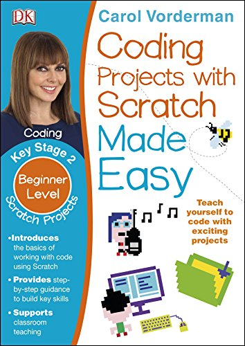 9780241225158: Coding Projects with Scratch Made Easy Ages 8-12 Key Stage 2 (Made Easy Workbooks)