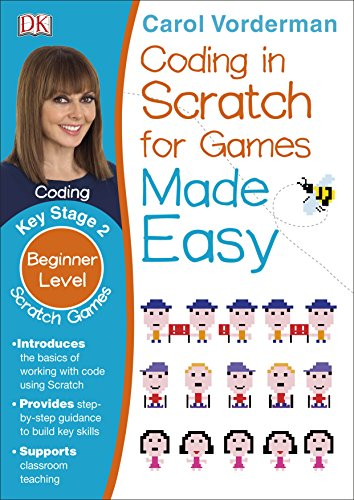 9780241225165: Coding In Scratch For Games Made Easy