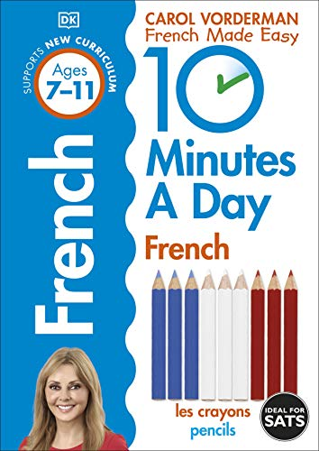 9780241225172: 10 Minutes a Day French