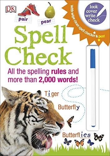 9780241225332: Spell Check (Dk)