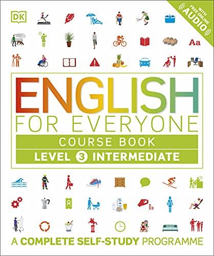 9780241226063: English For Everyone. Level 3: Intermediate Course Book