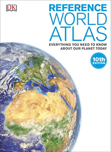 9780241226339: Reference World Atlas: Everything You Need to Know About Our Planet Today (Dk Atlas)