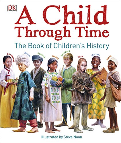 9780241227848: A Child Through Time