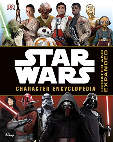 9780241232217: Star Wars: Character Encyclopedia