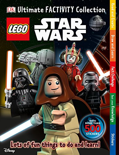 9780241232309: LEGO Star Wars Ultimate Factivity Collection