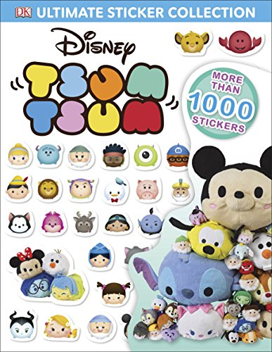 9780241232514: Disney Tsum Tsums Ultimate Sticker Collection
