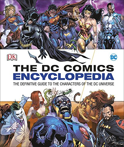 9780241232613: DC Comics Encyclopedia All-New Edition: The Definitive Guide to the Characters of the DC Universe