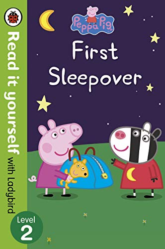 9780241234563: Peppa Pig: First Sleepover - Read It Yourself with Ladybird Level 2