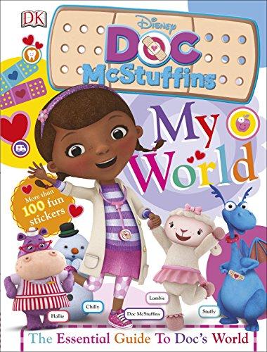 9780241235539: My World Doc Mcstuffins