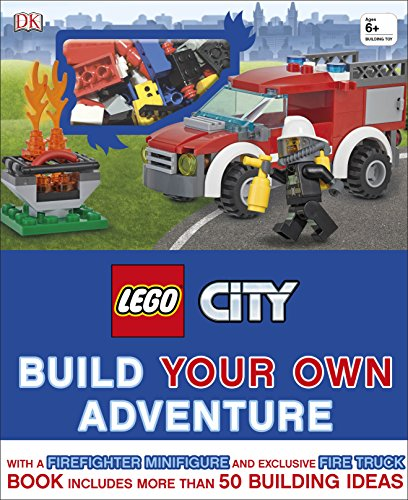 9780241237052: LEGO (R) City Build Your Own Adventure