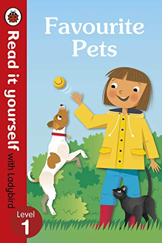Favourite Pets - Read It Yourself with: Catherine Baker