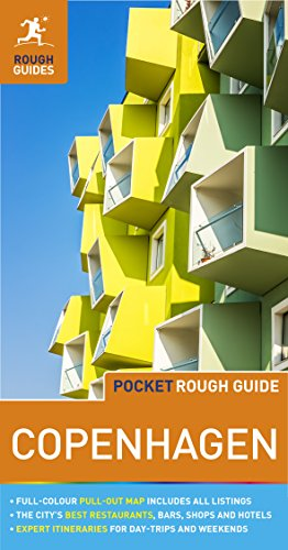 9780241238530: Pocket Rough Guide Copenhagen (Rough Guide to...)