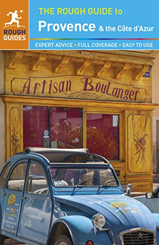 9780241238608: Provence & The Côte D'Azur Rough Guide (Rough Guides)