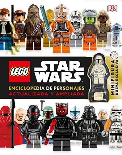 9780241238851: Lego Star Wars. Enciclopedia De Personajes Actualizada Y Ampliada