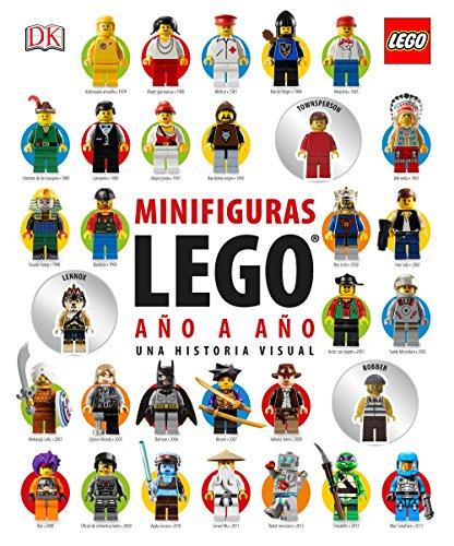 9780241238868: LEGO MINIFIGURAS AÑO A AÑO